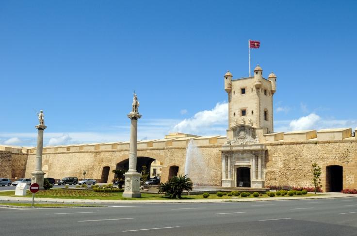 Puerta Tierra CADIZ